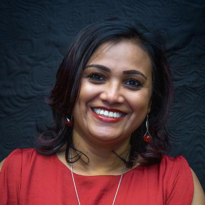 Professor Sarojini Nadar